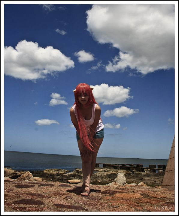 Lucy nyu elfen lied print - Victoria Russo