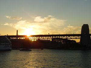 Sunset, Sydney, Australia