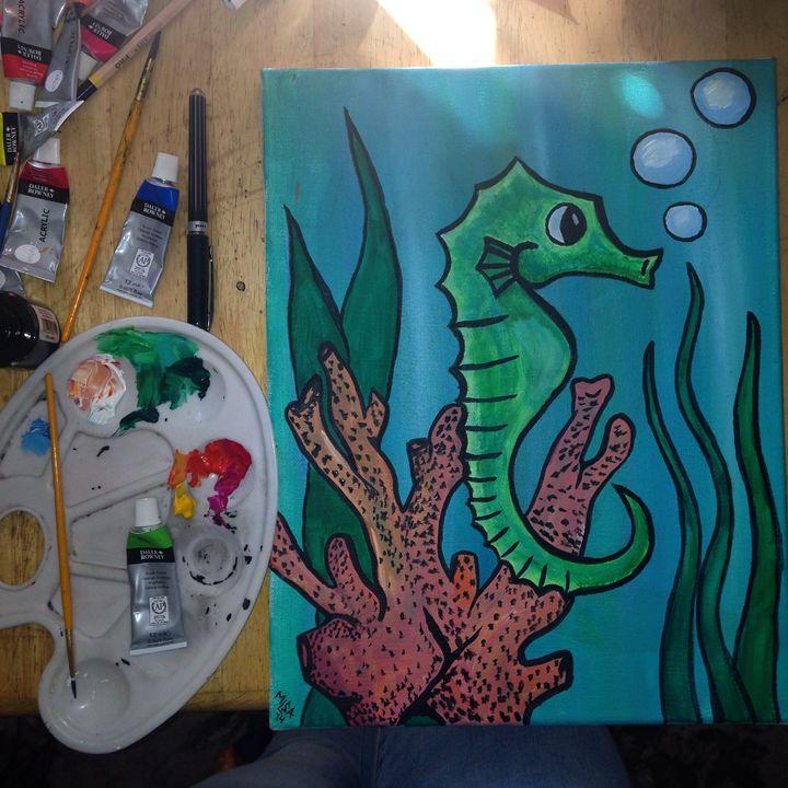 Seahorse See Hell - MLSA