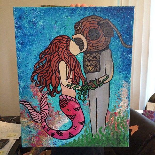 Diver's Muse - MLSA
