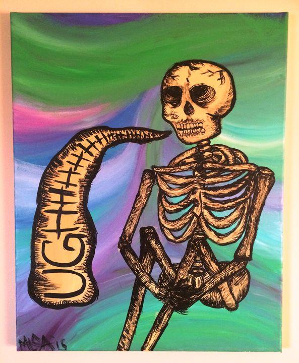 Skeleton's Sigh - MLSA