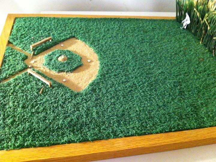 Baseball Field - juanalvarado49