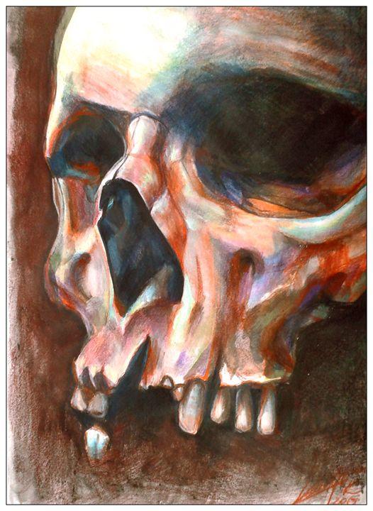 Skull - Karolajn von K