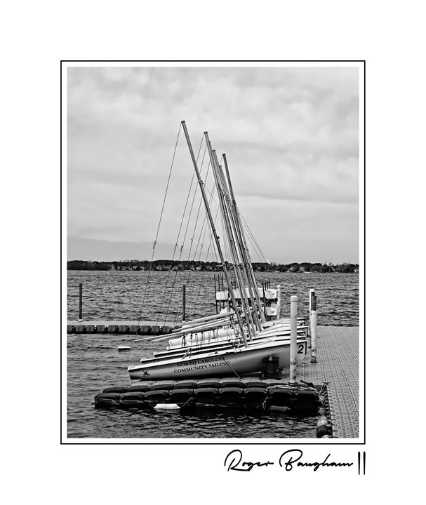 SAIL BOATS - The Art Store