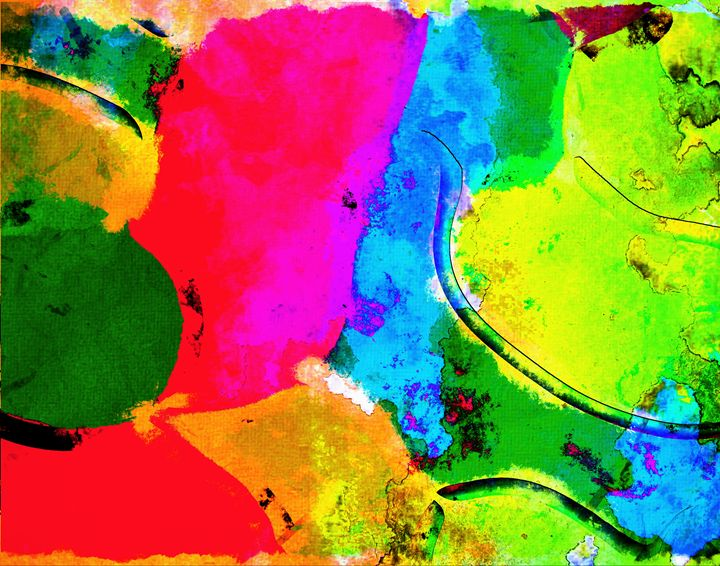 COLOR PUSH - 2 - The Art Store