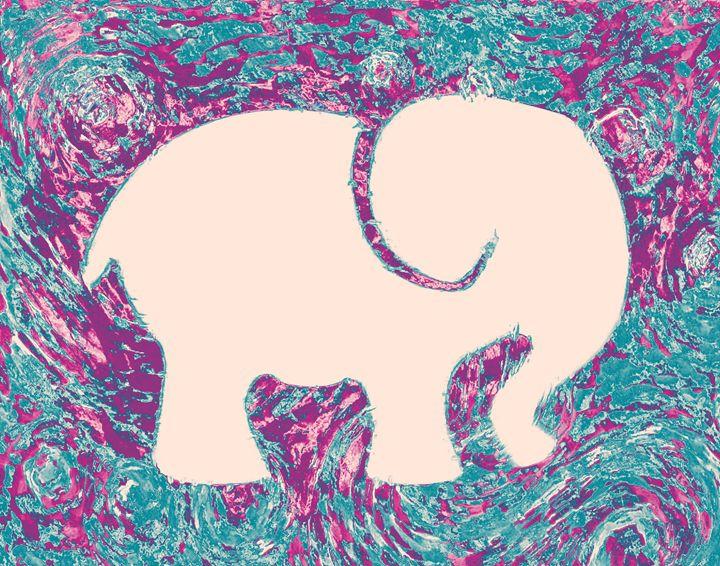 ELEPHANT - 4 - The Art Store