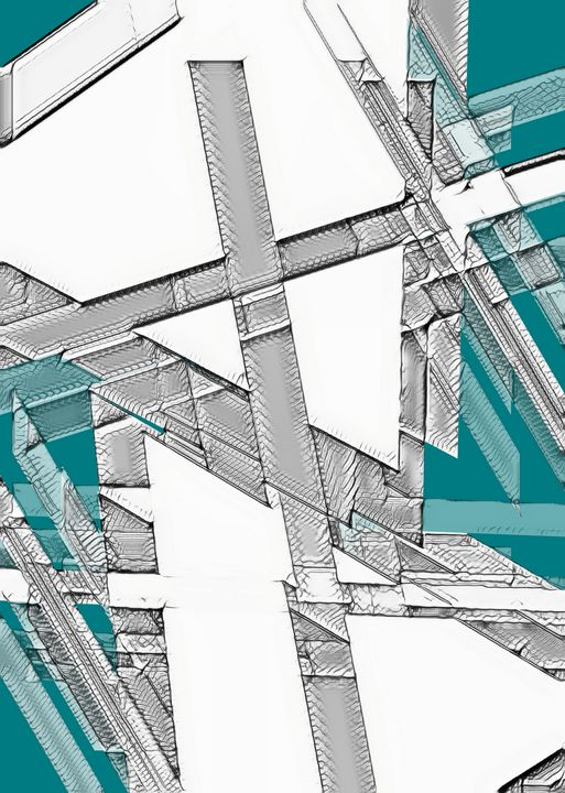 BLUE STEEL - The Art Store