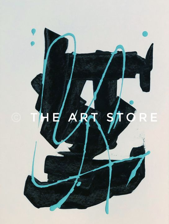 ABSTRACT ART 1 - The Art Store