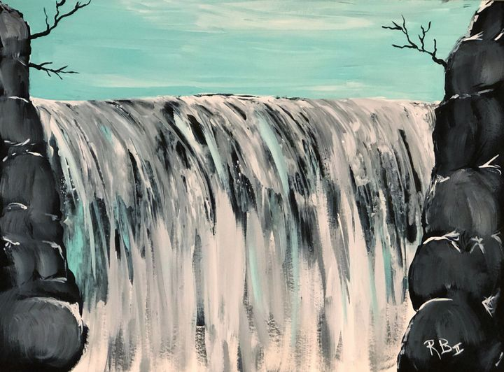 THE WATERFALL - The Art Store