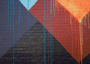 Abstract Street Art Series