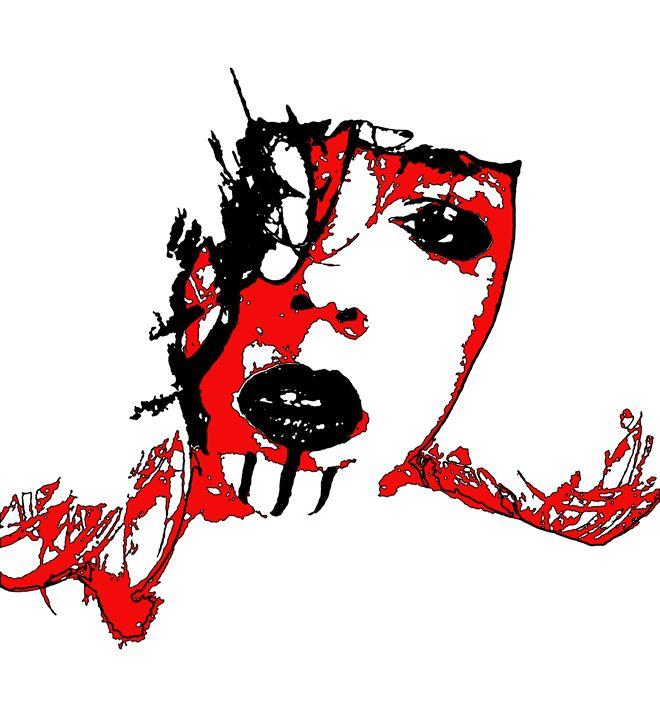 Bold Woman Bold Stroke - PoCArts