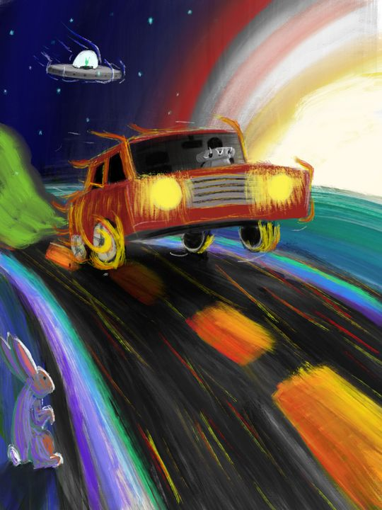 High Speeds - Sketchy_guy
