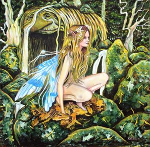 Faerie and  Troll
