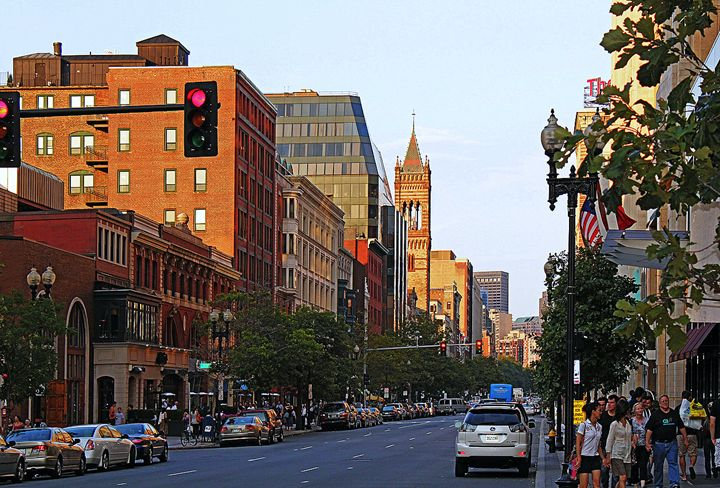 BOSTON, MA . USA - Valentina Averina