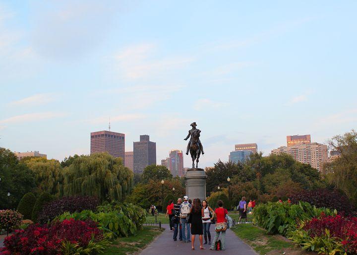 BOSTON,MA.USA - Valentina Averina