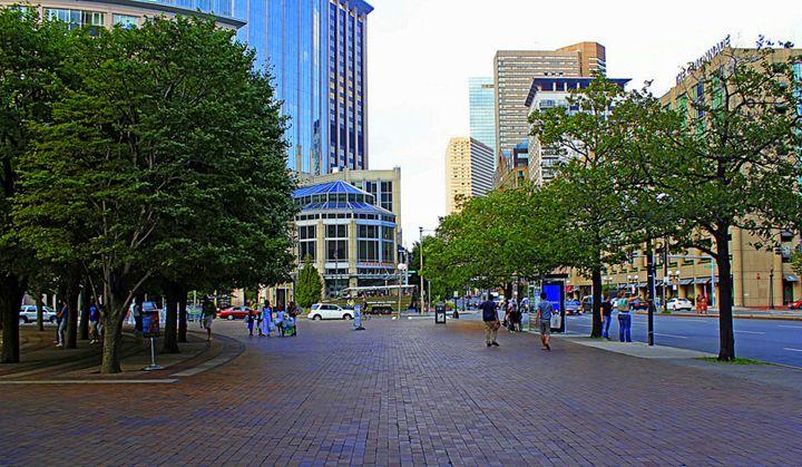 BOSTON.MA. USA - Valentina Averina