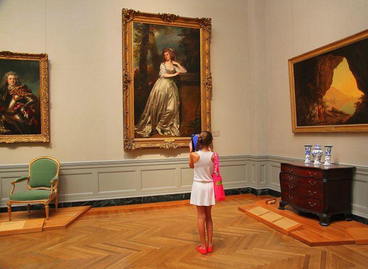 Museum of Fine Arts, Boston, MA. USA - Valentina Averina