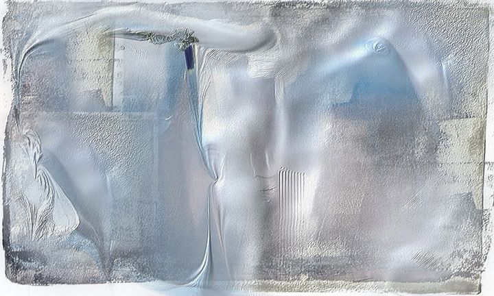 Cool Azure 2 - Anivad Art