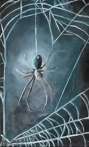 spider and the spiderweb