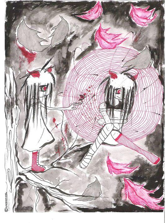 untouchable - Crimson May