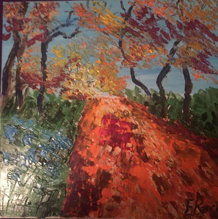 BOIS DE BREUIL HONFLEUR - Elizabeth Ann Rance