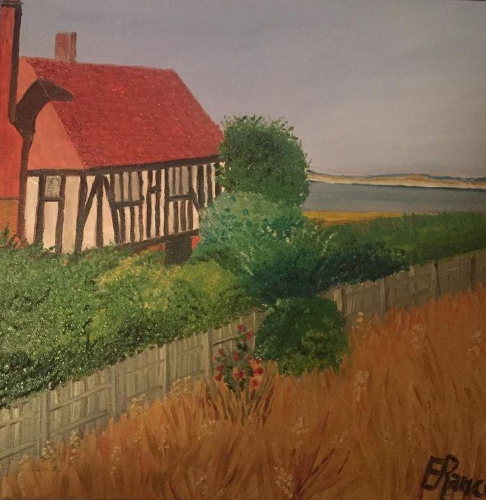 VIEW ACROSS SANDWICH BAY - Elizabeth Ann Rance