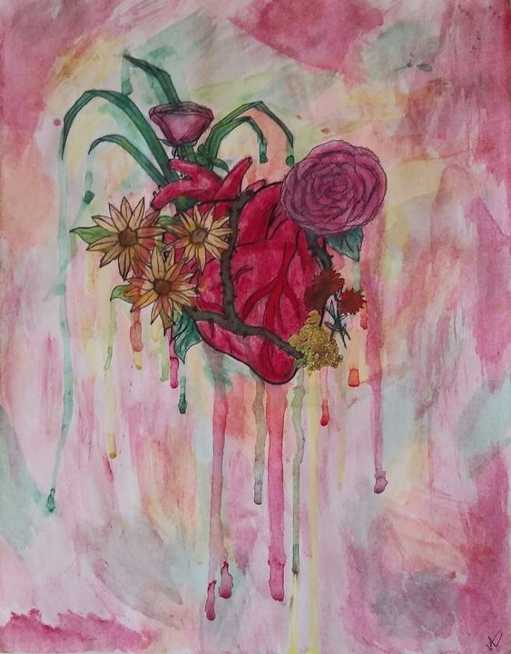 Heartache - VAL: Abstract Eclectic