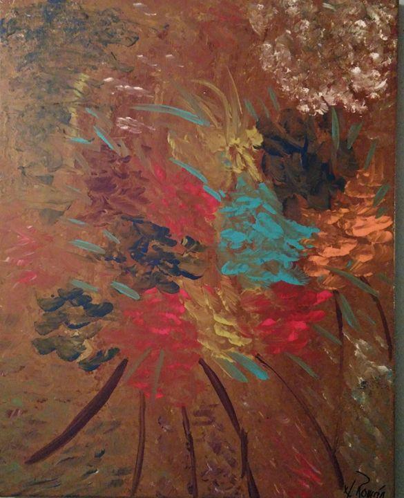 Bouquet - ARTBYROMAN
