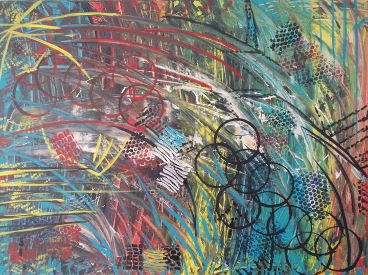 Graffitti - ARTBYROMAN