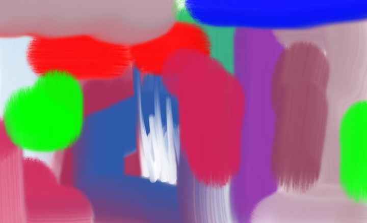 Shapes of Colours - Mickeys Art And Design.Biz