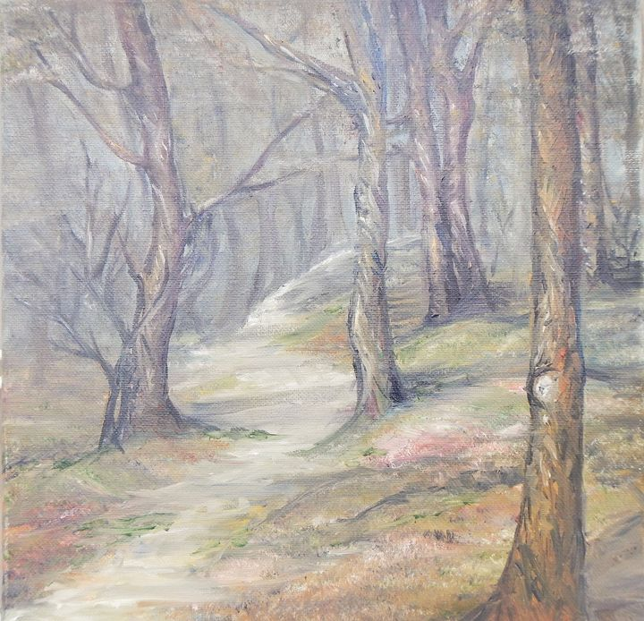 Forest Trail - Cole Rylance