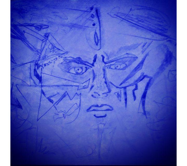 Face - Alan Garbellotto