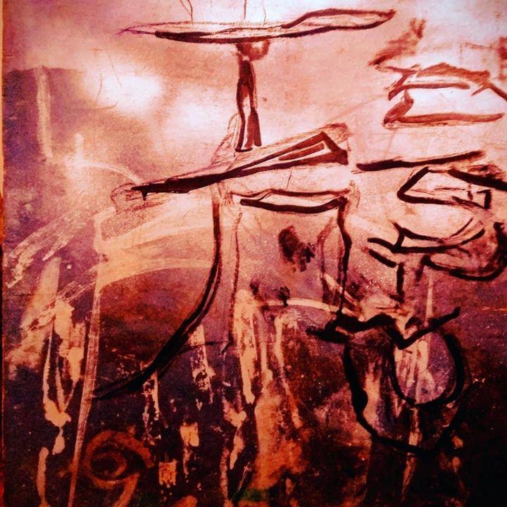 Aliens 2 - Alan Garbellotto