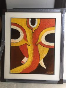 Composition of Ganesh