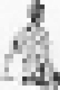 Fine art male nude