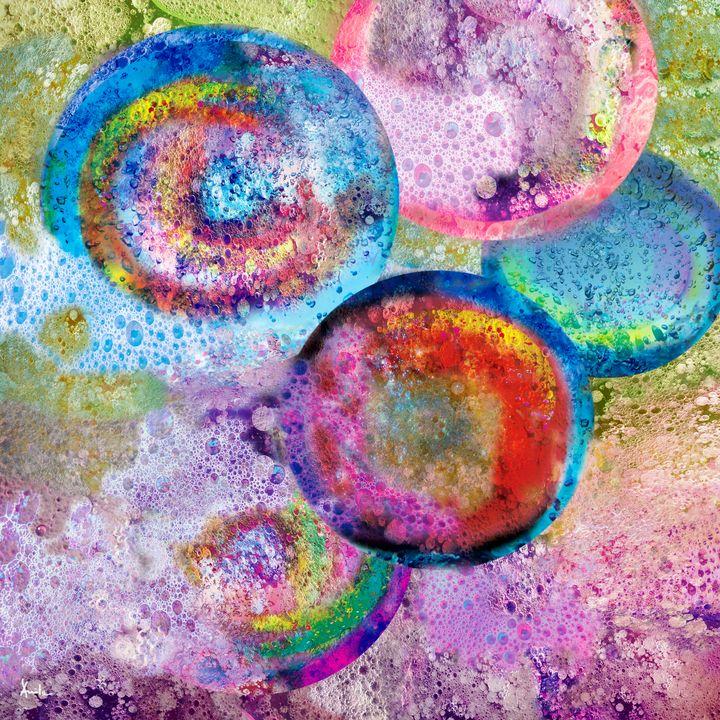 Bubbles - Anitalux