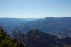 Grand Canyon Shadows - Natural Beauty