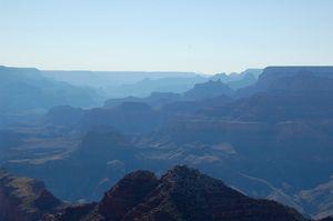 Canyon shadows - Natural Beauty