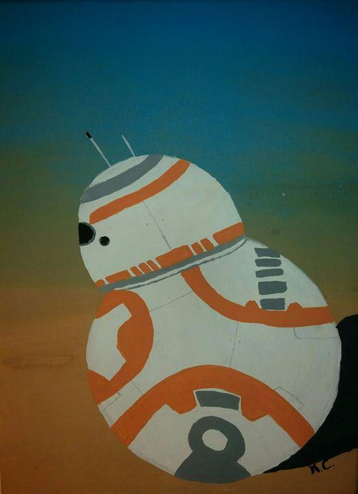 Star wars BB8 - K.C.