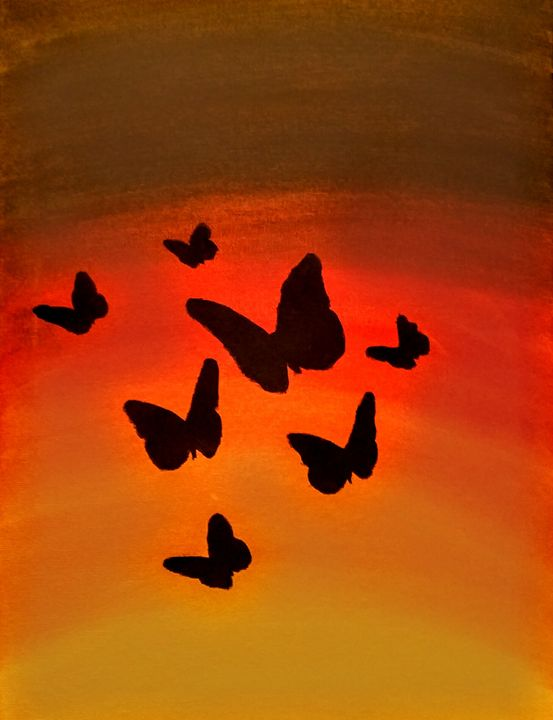 Butterflies - K.C.