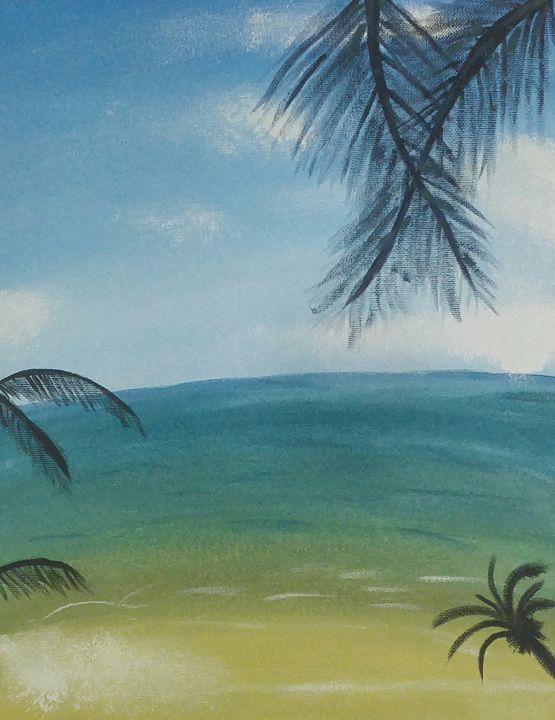 Bahamas beach - K.C.