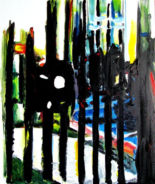 an der Wand (part 1) - Jörg Kruth