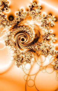 Beautiful swirl