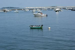 Plymouth Harbor  3