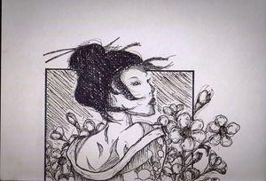 Shower Blossom