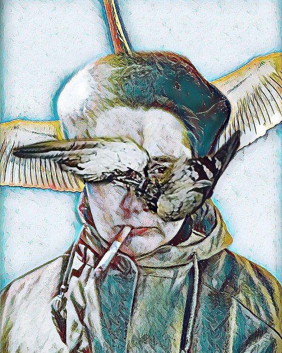 Autoportret - Vivian Dünger