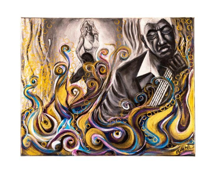Jazz - ARTbyMonicaMihali