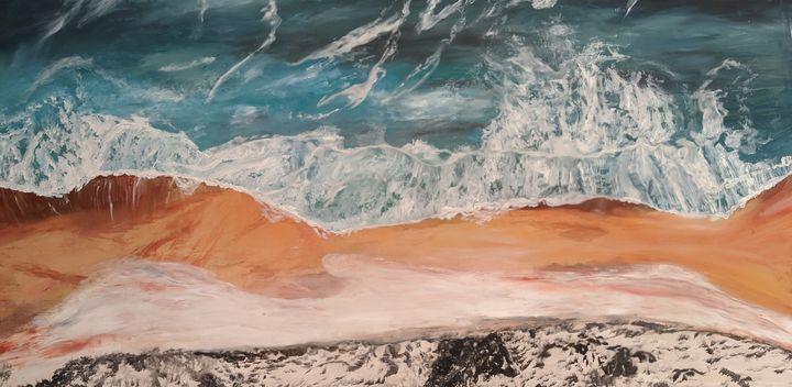 Western Australian Coast - VS Martin's Art