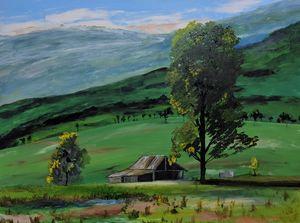 Aussie Farmhouse