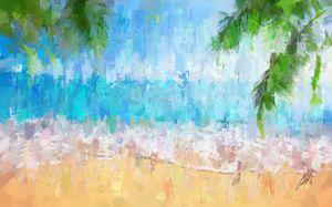 The blue sky - Aloha Hawaii